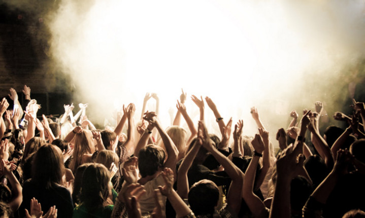 Crowd Of People Praising God | www.pixshark.com - Images ...